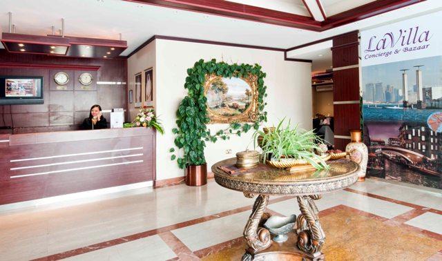 La Villa Hotel Doha Visa