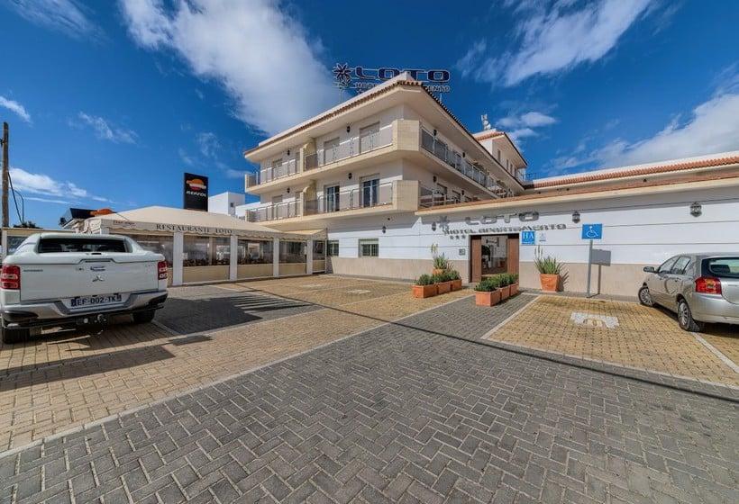 Exterior Loto Conil Hotel Apartamentos Conil de la Frontera