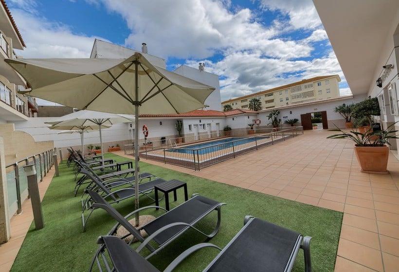 Zonas comunes Loto Conil Hotel Apartamentos Conil de la Frontera