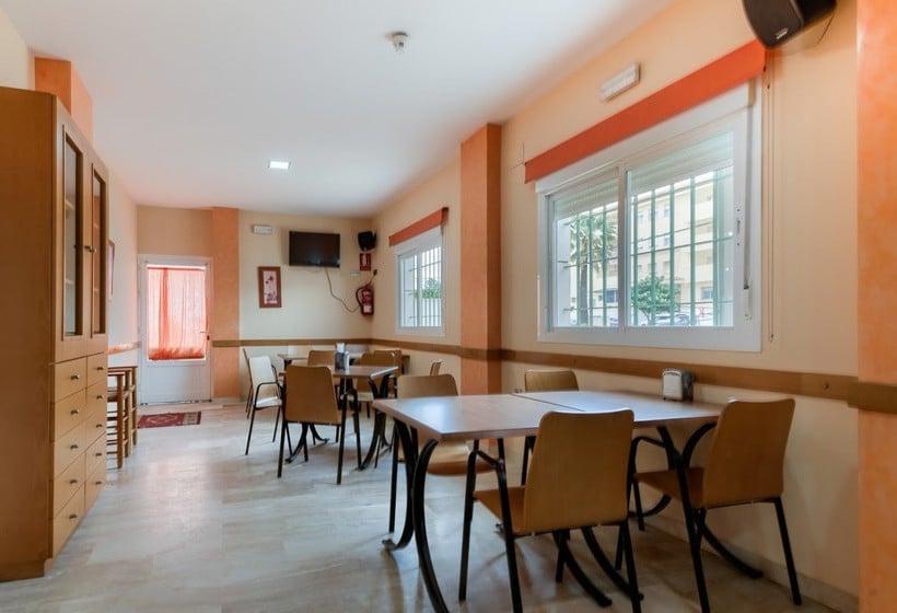 Cafetería Loto Conil Hotel Apartamentos Conil de la Frontera