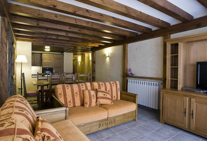 Habitación Apartamentos Els Llacs Bordes d'Envalira