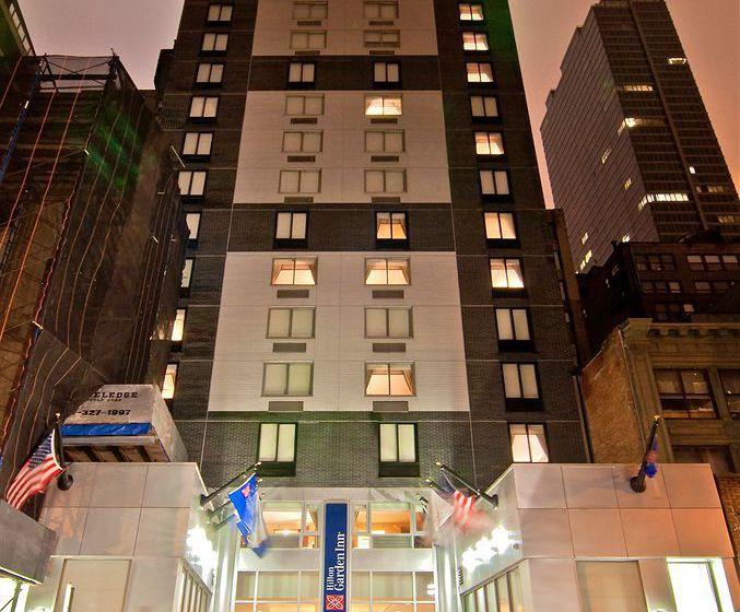 Hotel Hilton Garden Inn New York Chelsea En Nueva York Destinia