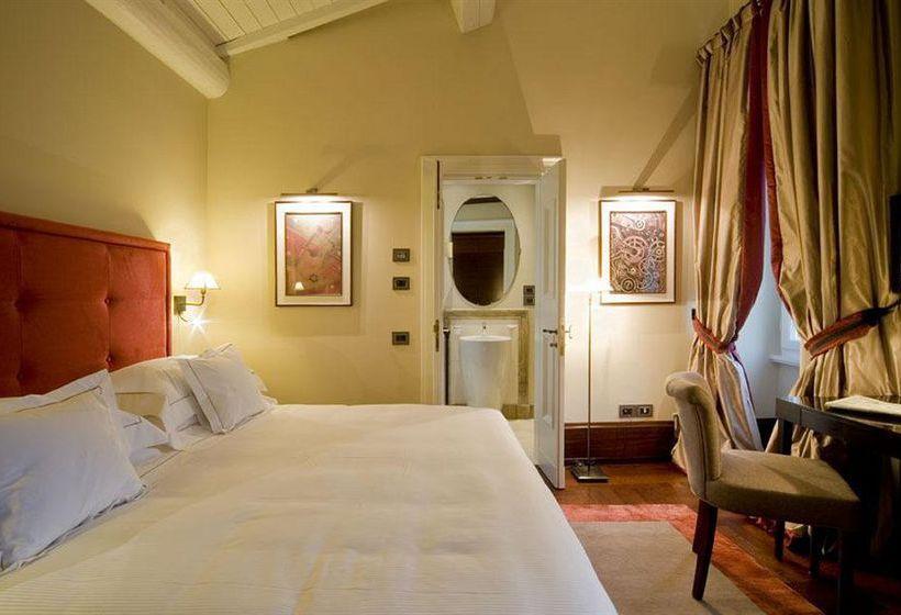 Habitación Hotel L'Orologio Florencia