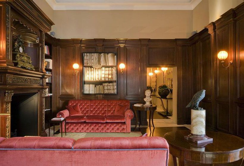 Zonas comunes Hotel L'Orologio Florencia