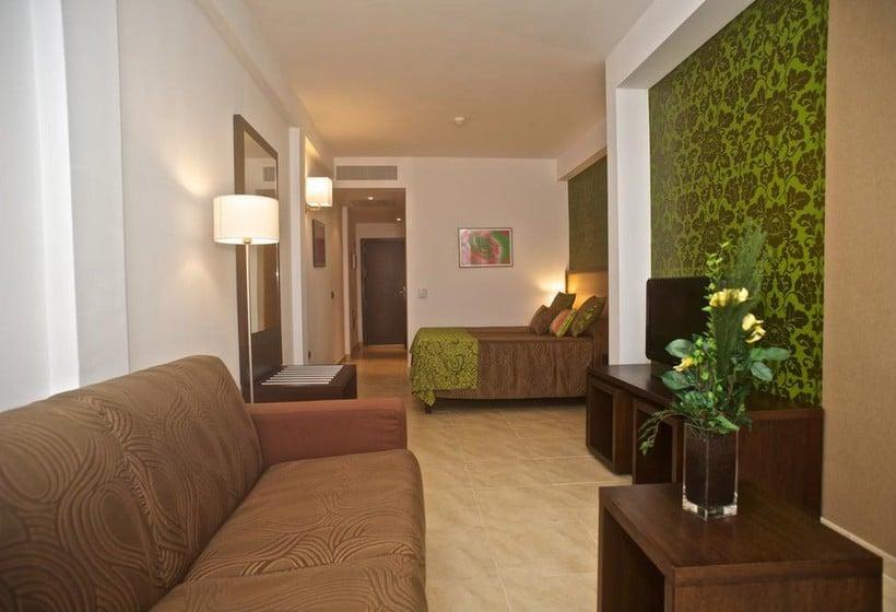 Habitación Roca Negra Hotel & Spa Agaete