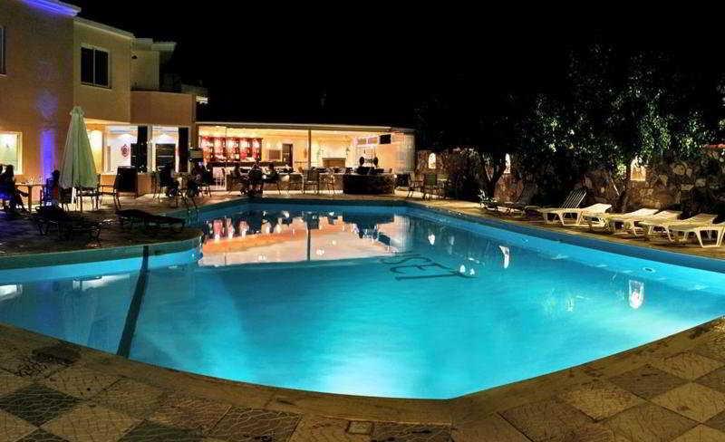 Sunset hotel spa греция отзывы