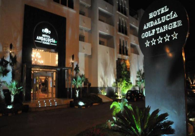 Hotel golden tulip andalucia golf tanger en t nger destinia for Boutique hotel tanger