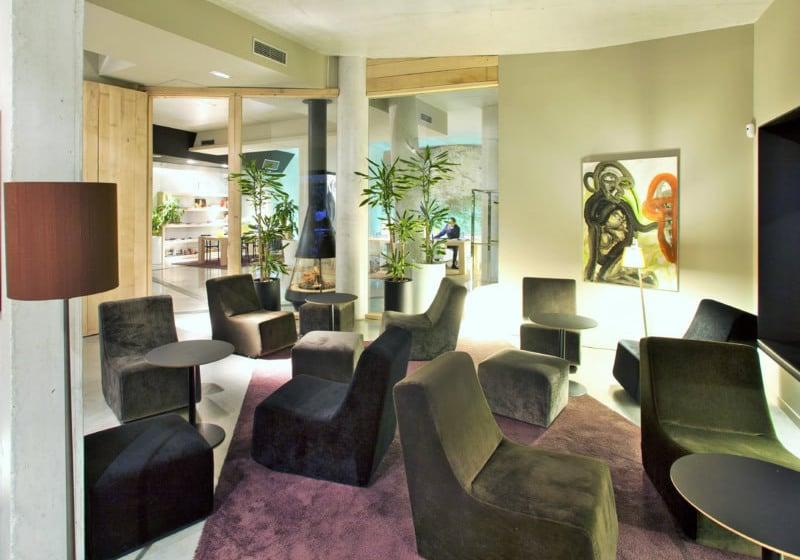 Hotel viura en villabuena de alava destinia for Hotel viura