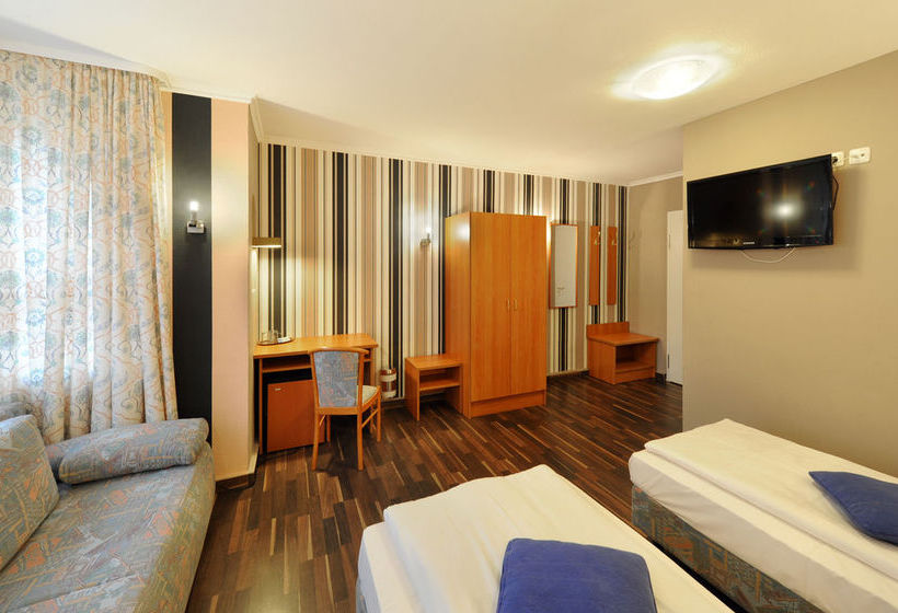FAIR HOTEL WEST - 2 HRS star hotel in Eschborn