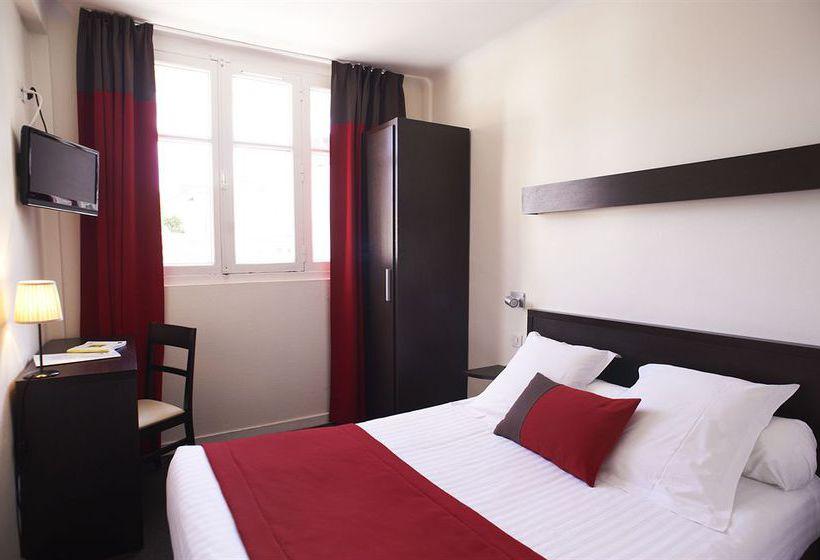 Logis Hotel Chateaubriand à Nantes à partir de 25 €,  Destinia