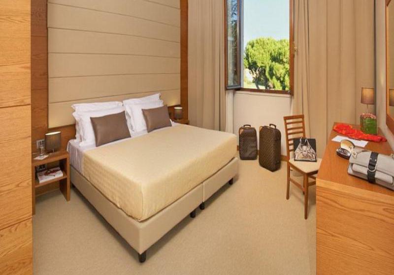Habitación Hotel Occidental Aurelia Roma