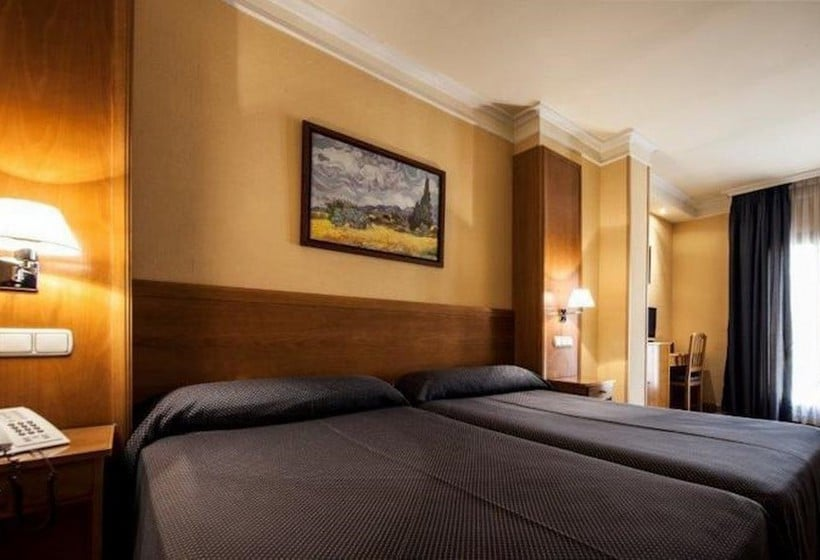 Habitación Hotel Torreluz Senior Almería