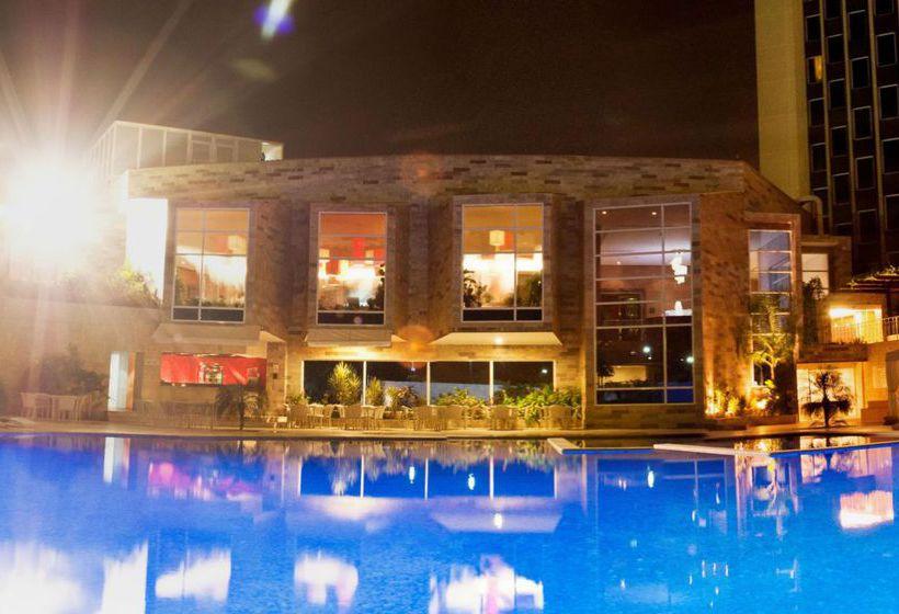 Piscina Hotel InterContinental Maracaibo