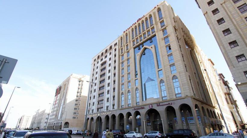 Hotel Ramada Madinah Al Qibla En Medina