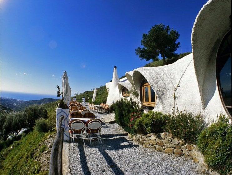 Viajar Al Extranjero La App De Moda Para Viajar Por Europa: Hotel Los Caracoles En Frigiliana