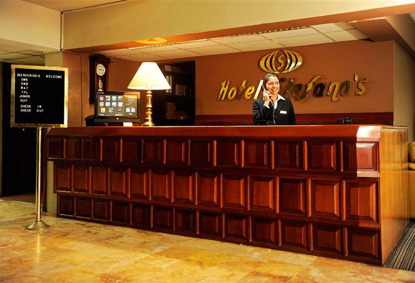 Hotel Stefanos Lima