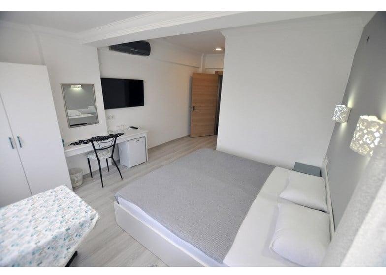 Снять 2 комнаты в центре бодрума турция