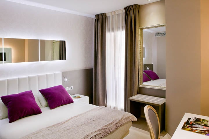 Domus selecta musik boutique hotel en barcelona destinia for Domus henrici boutique hotel tripadvisor