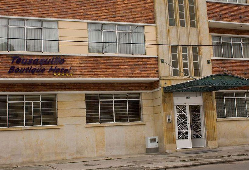 Teusaquillo Boutique Hotel