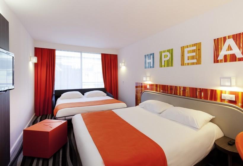 Hotel Ibis Styles Paris Porte D U0026 39 Orl U00e9ans En Montrouge