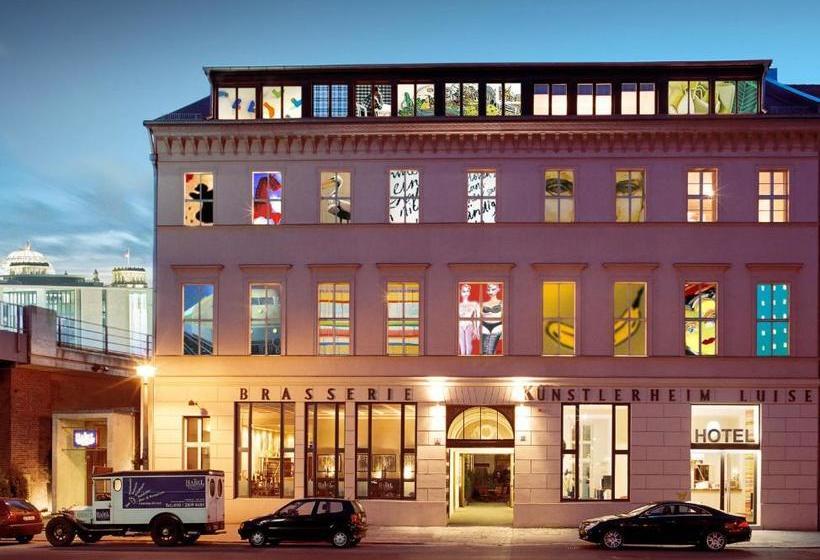 A szálloda képe