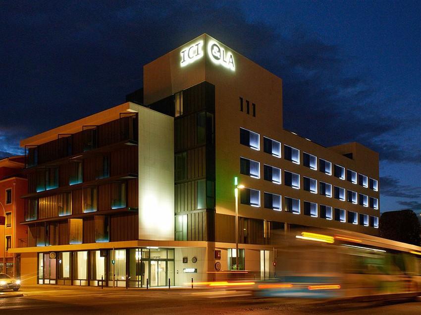 Hotel ici la en villefranche sur saone destinia for Hotels villefranche sur saone