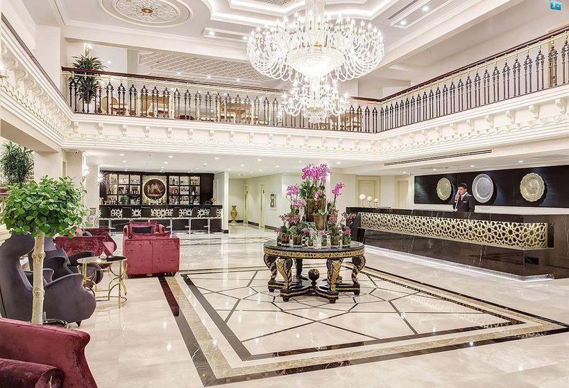 Hotel divan gaziantep en gaziantep destinia for Divan gaziantep