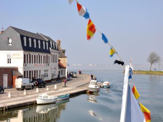 H tel du port et des bains en saint valery sur somme - Hotel du port et des bains saint valery sur somme ...