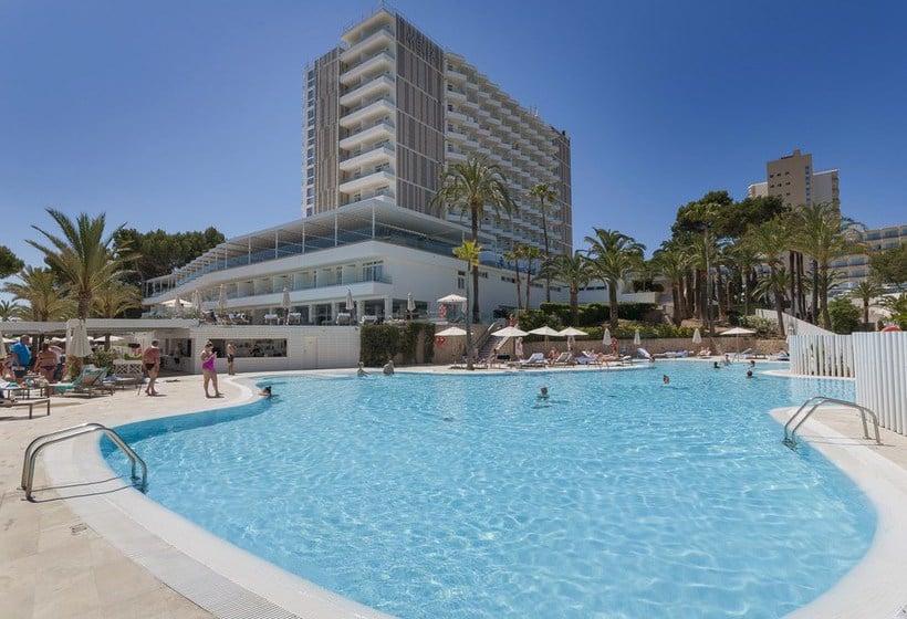 Hotel meli calvi beach en magalluf destinia - Piscinas en palma de mallorca ...