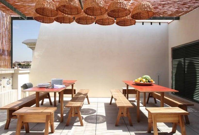 hotel casa bonay en barcelona desde 51 destinia. Black Bedroom Furniture Sets. Home Design Ideas