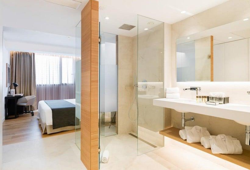 Cuarto de baño Hotel Nakar Palma de Mallorca