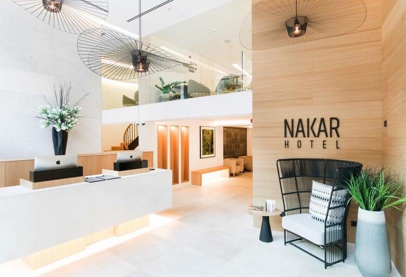 Recepción Hotel Nakar Palma de Mallorca