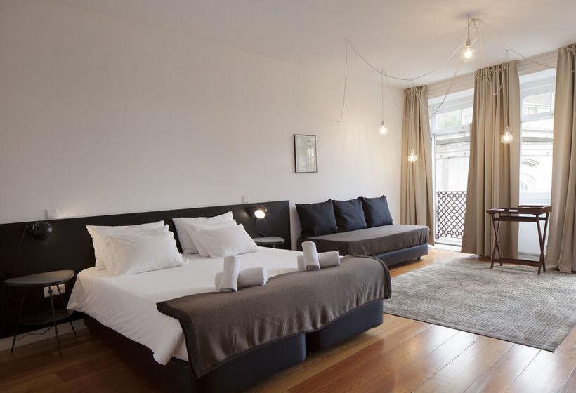 Habitación Pensión Cale Guest House Oporto