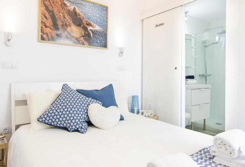 Habitación Apartments Dreammadrid Atocha Terraza Madrid