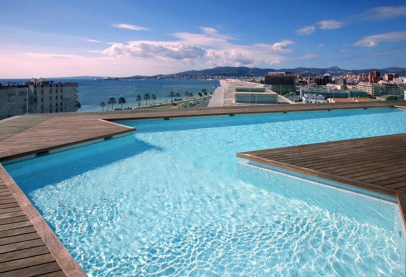 Piscina Hotel Meliá Palma Bay Palma de Mallorca