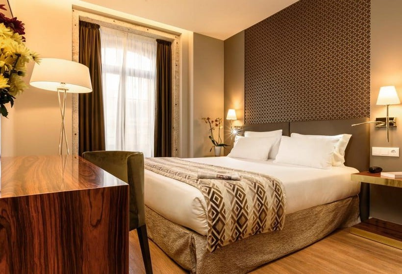 Habitación Hotel Exe Almada Porto Oporto