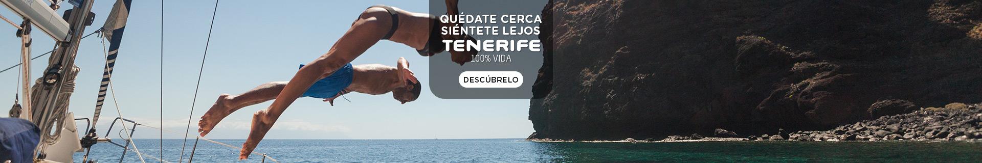 Quédate cerca, siéntete lejos, Tenerife